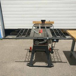 Craftsman 10″ Cabinetmakers Series Tablesaw