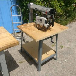 Rockwell 10″ Deluxe Radial Arm Saw