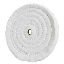 New Rikon 6″ Spiral Sewn Replacement Buffing Wheel Model P81-600-3