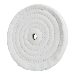 New Rikon 8″ Spiral Sewn Replacement Buffing Wheel Model P81-608-3