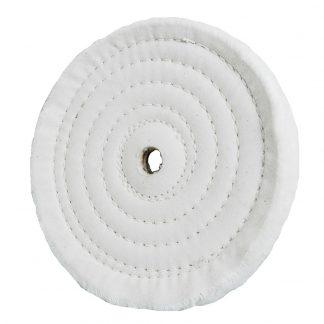 """Rikon 8"""" Spiral Sewn Replacement Buffing Wheel"""
