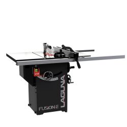 New Laguna F2 Fusion Tablesaw