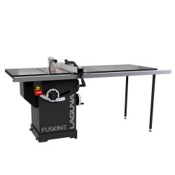 New Laguna 52″ F3 Fusion Tablesaw