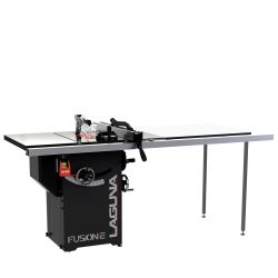 New Laguna 52″ F2 Fusion Tablesaw